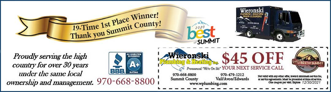 Best of Summit - plumbing & Heating in Summit county