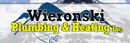 Wieronski plumbing & heating, Inc.